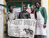 The Barikamà initiative: tackling exclusion through yoghurt and veg