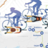Running on bikes to the Euro Velo 2016 conference in Romania