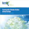 Community Climate Action across Europe – 62 Portraits from six countries; the TESS booklet